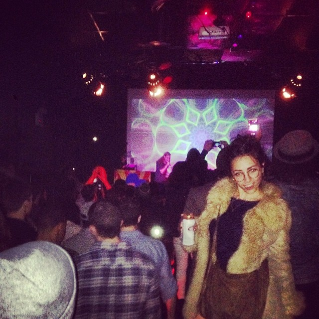 K-Shec getting down to #AsherRoth last week - this is how we do.